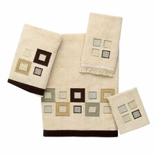 Metropolis 4 Piece Towel Set