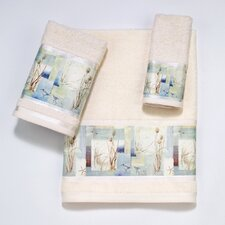 <strong>Avanti Linens</strong> Blue Waters 3 Piece Towel Set