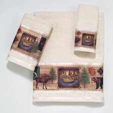Camping Trip 3 Piece Towel Set