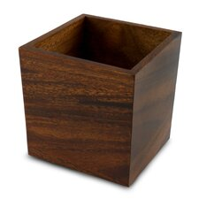 Acacia Utensil Box