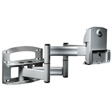 "Articulating Dual-Arm with Vertical Adjustment for Flat Panel Screens (Mount Only) (42"" - 71"" Screens)"