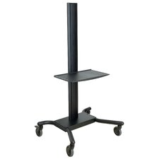 "Screen Specific Cart for 32-60"" Flat Panels without Adapter Plate"