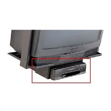 VCR/DVD Bracket for Peerless Jumbo Mounts (JMC, JMW, JMS  series)
