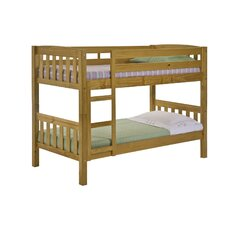 America Short Length Kids Bunk Bed