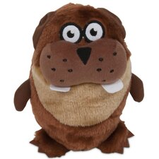 Beaver Grunts Dog Toy