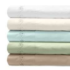 Supreme Sateen 300 Thread Count Cotton Pillowcase (Set of 2)