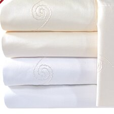 Supreme Sateen 1200 Thread Count Swirl Pillowcase (Set of 2)
