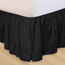 """Hike Up Your Skirt"" Ruffled Bed Skirt"