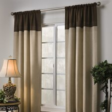 Fairfield Rod Pocket Drape Panel (Set of 2)