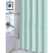 Celine Polyester Woven Fabric Shower Curtain