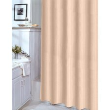 <strong>Veratex, Inc.</strong> Celine Polyester Woven Fabric Shower Curtain