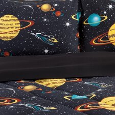 Kid's Rocket Star Sheet Set