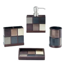 Oxford 4 Pieces Bath Set