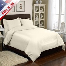 Supreme Sateen 3 Piece Duvet Set