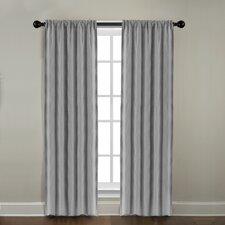 Gotham Ramie Linen Rod Pocket Window Curtain Panel