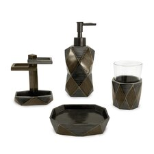Complexity 4 Piece Bath Set