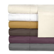 Supreme Sateen 800 Thread Count Cotton Solid Pillowcase (Set of 2)