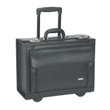 <strong>Solo Cases</strong> Classic Leather Laptop Catalog Case