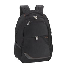 "Vector 16"" Laptop Backpack in Black"