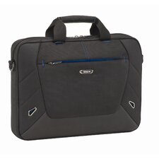 <strong>Solo Cases</strong> Tech Slim Laptop Briefcase