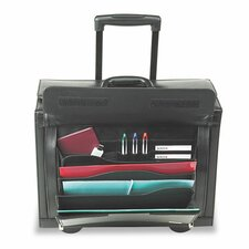 Rolling Catalog or Computer Case