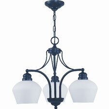 Gibson 3 Light Chandelier