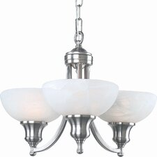 Fairlawn 3 Light Mini Chandelier