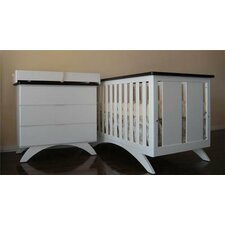 <strong>Eden Baby Furniture</strong> Madison 4-in-1 Convertible Crib Set