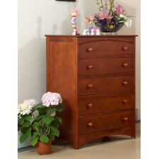 <strong>Eden Baby Furniture</strong> Seattle 5-Drawer Chest