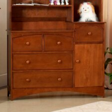 Seattle 5 Drawer Dresser