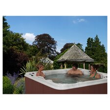 <strong>QCA Spas</strong> Havana Bay 7 Person - Non-Lounger Spa