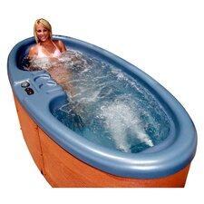 <strong>QCA Spas</strong> Duet 2 Person Oval 10 Jet Spa