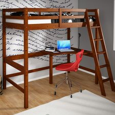 <strong>dCOR design</strong> Donco Kids Twin Loft Bed