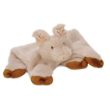 Mini Barnyard Buddy Piglet Dog Toy