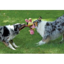 Dragon Dog Toy in Periwinkle