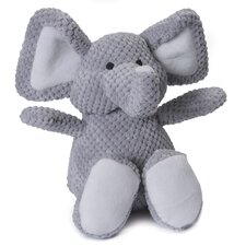 <strong>Go Dog</strong> Checkered lephant Dog Toy
