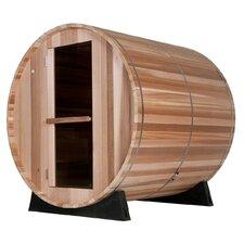 4 Person - Pinnacle Barrel Sauna