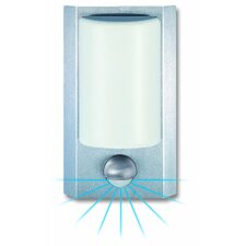 L867 PIR 1 Light Flush Wall Light
