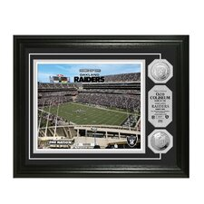 NFL Coin Photomint Framed Memorabilia