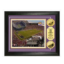 NCAA Stadium Coin Photomint Framed Memorabilia