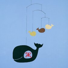 <strong>Flensted Mobiles</strong> Jonah and the Whale Mobile