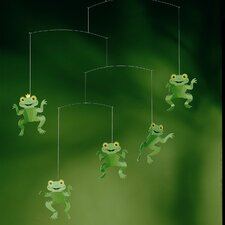 <strong>Flensted Mobiles</strong> Happy Frog Mobile