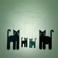 <strong>Flensted Mobiles</strong> Cats Mobile Mobile