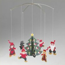 <strong>Flensted Mobiles</strong> Christmas Pixy Family Mobile
