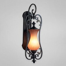 Corsica 1 Light Outdoor Wall Sconce