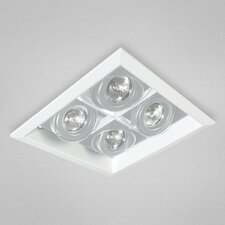 4 Light Recessed Light