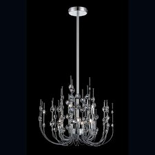Vice 9 Light Mini Chandelier