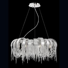 Avenue 8 Light Linear Pendant