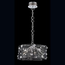 Corfo 12 Light Drum Pendant