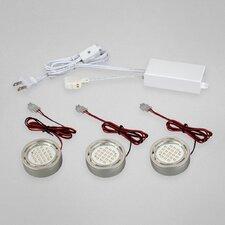 Under Cabinet Mini Puck Light Kit